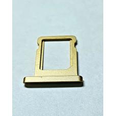 Сим лоток для Ipad Mini 4 золотой (Gold)