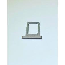Сим лоток для Ipad Mini 4 серебристый (Silver)