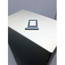 Сим лоток для Ipad 5 2017 серый (серый космос)
