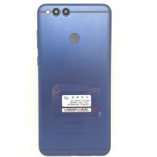 Крышка для Huawei Honor 7x оригинал синий новая