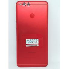 Крышка для Huawei Honor 7x оригинал красный новая