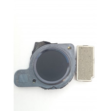 Сканер отпечатков для Huawei Honor 8с оригинал черный