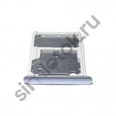 Сим лоток для Huawei Honor 5С серый (gray)