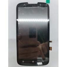 Дисплей для Lenovo A560 черный