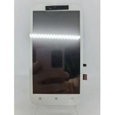 Дисплей для Lenovo A560 белый