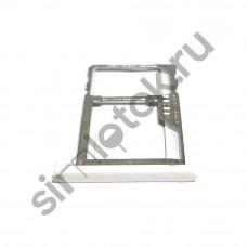Сим лоток для Meizu M2 Note m571h белый (White)