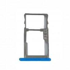 Сим лоток для Meizu M2 Mini M578h синий (Blue)