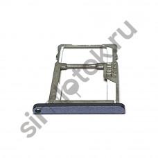 Сим лоток для Meizu M2 Mini M578h серый (Gray)
