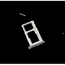 Сим лоток для Meizu M5s M612h серый (Black)