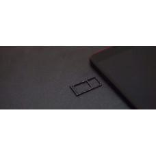 Сим лоток для Meizu M6 M711h черный (Black)