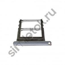 Сим лоток для Meizu Mx5 m575h серый (Gray)