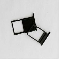 Сим лоток для Nokia 3 черный (Black)