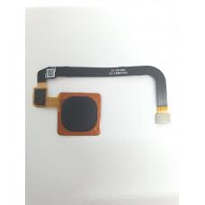 Сканер отпечатков для Xiaomi Mi Max 3 оригинал черный новый