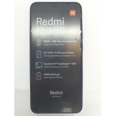 Дисплей в рамке для Xiaomi Redmi Note 7 Pro оригинал синий новый